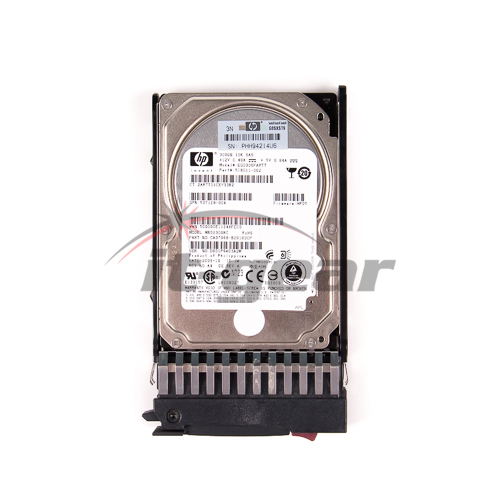 Certified Refurbished HP 300GB 10K 6G SFF SAS SC HDD NEW HP 653955-001