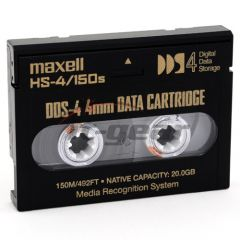 Maxell 200028 4mm DDS 4 Tape 20/40GB