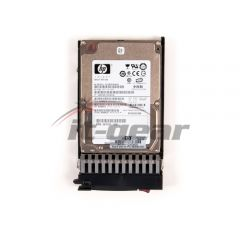 HP 300GB 3G SAS 10K SFF DP HDD
