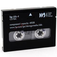 HP C5718A 4mm DDS 4 Tape 20/40GB