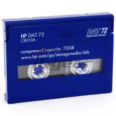 HP C8010A 4mm DAT72 Tape 170M 36/72GB