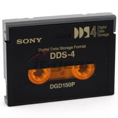 Sony DGD150P 4mm DDS 4 Tape 125M 20/40GB
