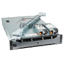 Dell PowerEdge PER720 SFF, 2x E5-2670, 64GB, 8X600GB 10K SAS
