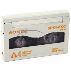 Sony SDX4-200C AIT 4 Tape