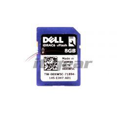 Dell 0XW5C IDRAC 6 8GB SD VFLASH Card