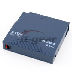 TDK D2406-LTO3AX LTO-3 Tape Certified Error Free - Lot of 20