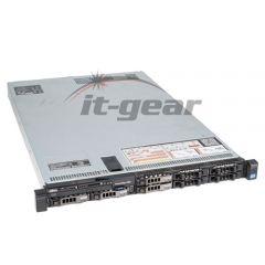 Dell PowerEdge R620 2x2.9GHz 8c,128GB,4x1TB SAS,H710,iDRAC 7