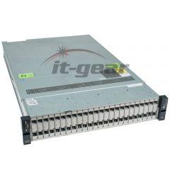Cisco UCSC-C240-M3S C240, 2x E5-2609 V2, 384GB RAM, 2x300GB