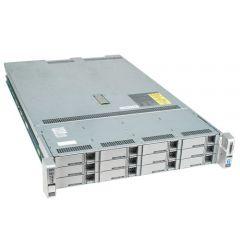 Cisco UCS UCSC-C240-M4L, 2x E5-2697 V3, 256GB RAM, NO DRIVES