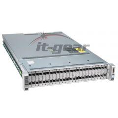 UCSC-C240-M4SX, 2x E5-2690 V4, 256GB RAM, 2x HD12TB10K12G