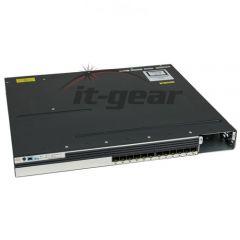 Cisco WS-C3750X-12S-E Catalyst 12-GbE SFP 350W IP Services